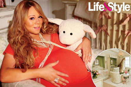pictures of mariah carey babies. See inside Mariah Carey#39;s baby